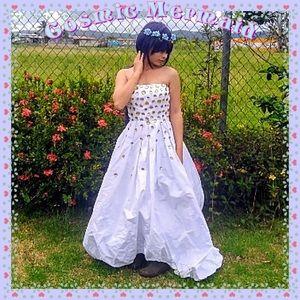 Dresses & Skirts - 🆕⭐️Glam Gem Ball Gown Wedding Dress⭐️Duchess